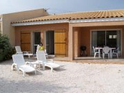 Family villa with shared pool on domaine near Fitou