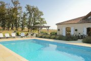 Lovely Stone House with Pool in a Peaceful Area