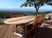 Comfortable Village House with Glorious Views, Aude, Languedoc-Roussillon