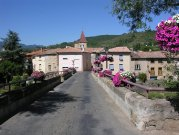 Renovated Village House with Large Roof Terrace , Aude, Languedoc-Roussillon