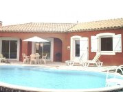Villa in Homps with Garden and Pool