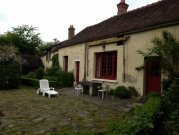Charming Remodeled 17th Century Farmhouse, Seine-et-Marne, Ile-de-France
