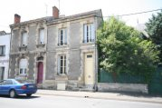 Townhouse with Garden in the Centre of Bergerac, Dordogne, Aquitaine