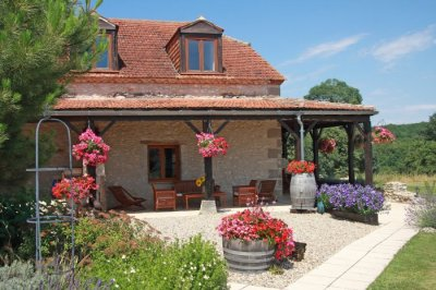 La Laiterie is a Wonderful Open Plan Cottage
