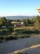 Beautiful vistas, Cezanne's favourite mount!