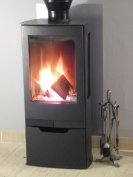 New Wood Burner