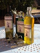 Our own olive oil