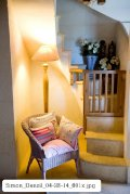 Little mezzanine stairs