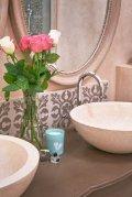 Two wash hand basins
