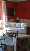 Living room, convertible sofa (140x200). Sleeps 2