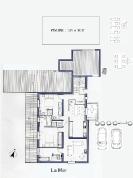 La Mer floor plan
