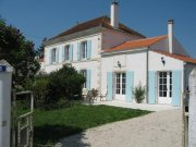 Traditional Charentaise House in Charente Maritime, Charente-Maritime, Nouvelle-Aquitaine