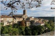 Village House 150m² with Terrace, Aude, Languedoc-Roussillon