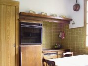 Kitchen - plenty of crockery, pots and pans in fitted cupboard