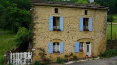 Ground Floor Apartment in Dordogne Village House