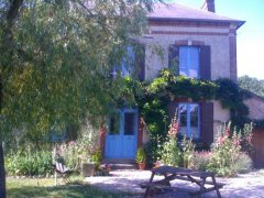 Beautiful 'Maison de Maitre' for rent