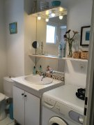Your upstairs shower room