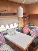 Glamping Vintage Caravan