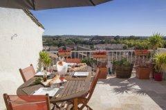 Suntrap Roof Terrace, Garden, Woodstove Dogs Welcome