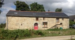 Charming Stone Cottage set in the Heart of Brittany