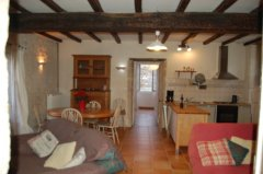 Charming Farmhouse close to Aubeterre