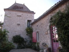 Lovely Stone Farm House with Gite Business