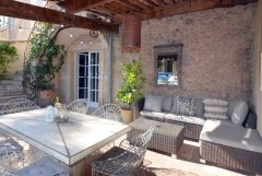 Lovely Restored House in Tranquil Village of Aumes