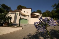 Superb Apartment in Villa Pagnol in Cagnes