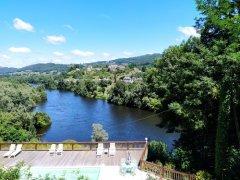"Dordogne Panorama "" Magnifique"", Heated Pool."