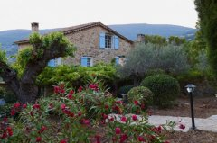 Provencal Home with Superb Views, Pool and Garden