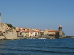 Picturesque fishing village - Collioure (20mins)