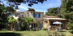 The Garden House at La Lumiere