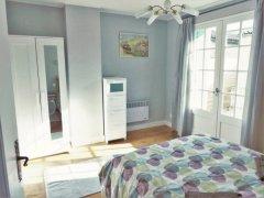 Terrace double bedroom