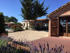Farmhouse SW France - Great Views, Large Log Fire