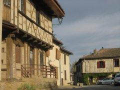 Square in the village