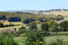 Farmhouse with Spectacular Views - Le Haut Metraud