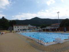 Ceret public swimminng pool