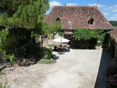 Courtyard Farmhouse