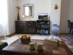 Stylish and Bright Apartment in Lovely Saint-Chinian