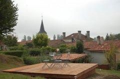 Beautiful Farmhouse Conversion close to Aubeterre