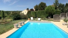 Luxury House, Vineyards of Cahors, Lot in Occitanie