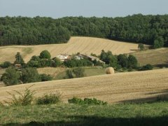 Les Cassanis-Hauts - Gîte on Former Wine Farm