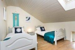 La Cressonniere Bedroom
