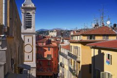 Eden - 2 Bed Apt in Nice, Old Town w/ Rooftop Views