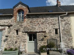 3 Bedroomed Cottage nr. Chateaubriant