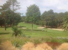 The golf park all around us