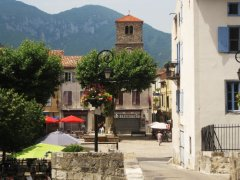 One of Quillan's squares