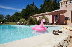 Luxury Large Villa within Walking Distance to Uzès