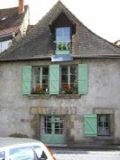 3 Storey 17th Century House in Historic Town