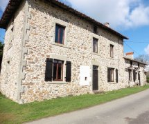 Detached Farmhouse Nr Massignac